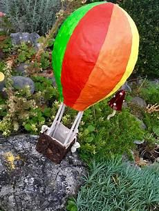 hei 223 luftballon aus pappmach 233 basteln luftballon