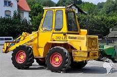 kramer 312 wheel loader loader used to buy siehe pictures