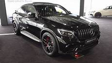 2018 Mercedes Glc Coupe Amg Glc63 S New Review