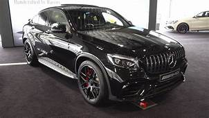 2018 Mercedes GLC Coupe AMG GLC63 S  NEW Full Review