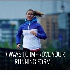 7 ways to improve running form musely