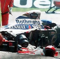 Ayrton Senna Unfall - sennas unfall tod das schw 228 rzeste wochenende der formel 1