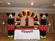 Mickey Mouse Decorations by Mickey Mouse 3 Decorations By Teresa