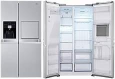 side by side kühlschrank mit wassertank side by side k 252 hlschrank ohne festwasseranschluss mit