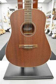 seagull s6 mahogany seagull s6 mahogany deluxe acoustic guitar jim laabs store