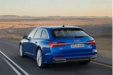 2018 Audi A6 Avant Revealed Autocar