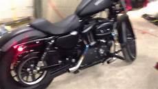 Harley Iron 883 W Forward Controls
