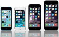 Iphone 6 6 Plus Iphone 5s Und 5c Im Vergleich Welches