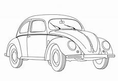 car to color for car coloring pages