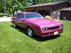 1986 Chevrolet Monte Carlo  Overview CarGurus