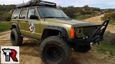 jeep xj 1996 jeep xj floats rig walk around ep 8