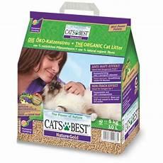 Katzenstreu Cats Best - cats best nature gold smart pellets katzenstreu cat s