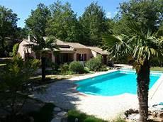 location maison piscine var particulier location maison fayence avec piscine ventana