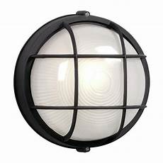 galaxy lighting marine 10 25 in h black medium base e 26 outdoor wall light at lowes com