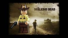 lego the walking dead lego stop motion the walking dead 1