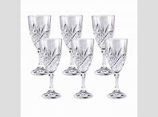 Killarney Crystal Trinity Wine Glass Set of 6   Ashford