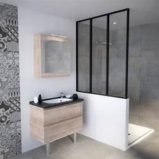 meuble pour vasque salle de bain meuble vasque de salle de bain avec tiroirs pour petits espaces smart tiroirs chene vert