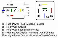87a relay wiring diagram live build drive
