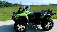 2011 Arctic Cat 1000 Mudpro Ltd Sublime Green Overview