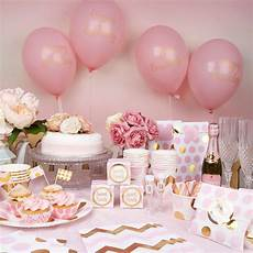 Baby Shower Fille Deco Baby Shower Bapteme Hollyparty