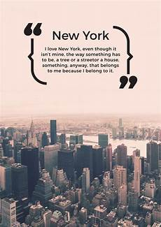 New York Malvorlagen Quotes Inspirational Quotes About Moving To A New City