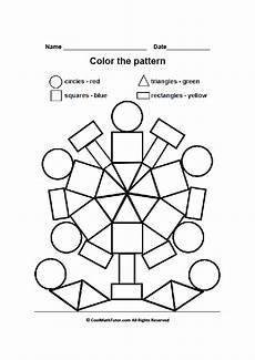 free worksheets colors and shapes 12712 printable color by shape worksheet for preschool shapes worksheet kindergarten shapes