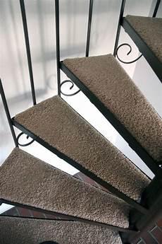 diy carpeting spiral stairs juniper home