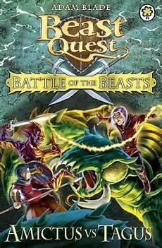Beast Quest Malvorlagen Indonesia Amictus Vs Tagus Adam Blade 9781408318683