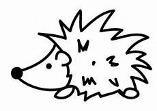 Malvorlage Igel Einfach Ausmalbild Tiere Igel Zum Ausmalen Kostenlos Ausdrucken
