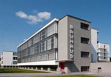 iconic bauhaus buildings around the world built in last