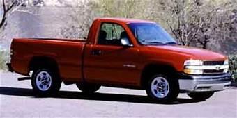 2002 Chevrolet Silverado 1500 Wheel And Rim Size