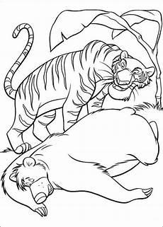 Schneeflocken Malvorlagen Jungle Dibujos Para Colorear El Libro De La Selva 27
