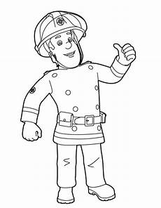fireman sam for children fireman sam coloring pages