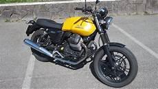moto guzzi v7 moto guzzi v7 ii start up and sound