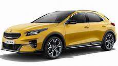 kia xceed 2020 2020 kia xceed compact crossover for europe debuts