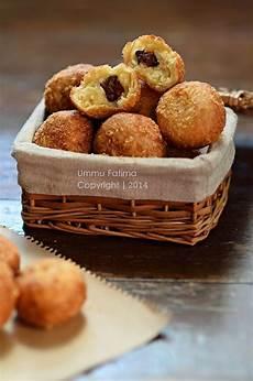 Simply Cooking And Baking Roti Goreng Isi Coklat