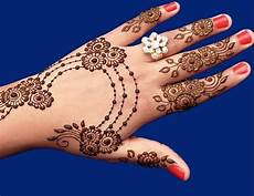 Best Gambar Henna Sederhana Goodgambar