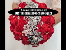 1 diy how to make your own wedding bridal brooch bouquet