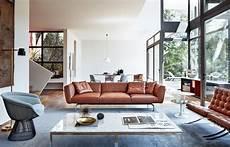 Modernes Wohnzimmer Braun - 30 mesmerizing mid century modern living rooms and their