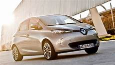 News 2018 Renault Zoe Coming Two Variants