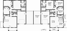 single story duplex house plans 17 duplex floor plans single story that celebrate your
