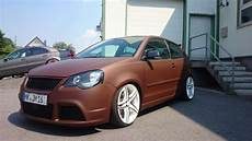 sk automobildesign mit tuning am vw polo 9n3