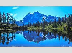 Mount Shuksan Landscape 5K Wallpapers   HD Wallpapers   ID