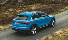 audi q3 second gen 2nd generation audi q3 debuts with looks larger