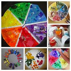 crafts worksheets 20315 exploring color in various ways the simplicity of learning ece kbn colors preschool
