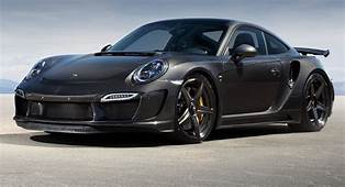 Porsche 911 Stinger GTR Carbon