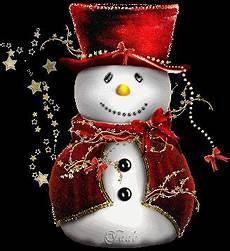 photobucket christmas animated gif christmas snowman christmas blessings