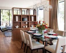 Between Living And Dining Room Home Design Ideas Pictures