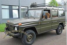 1982 mercedes g class 300gd 4 door g wagon