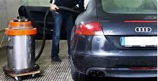 Car Wash In Car Wash Station Parking